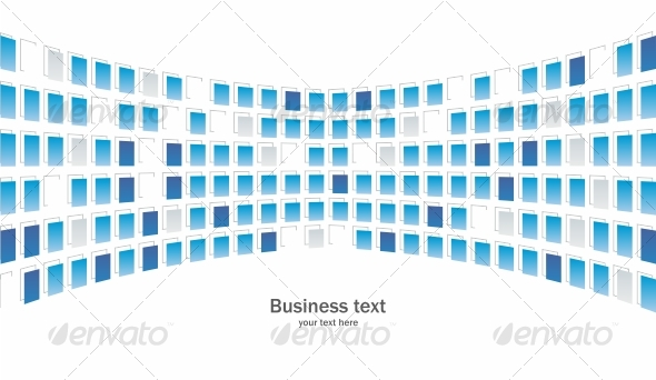 GraphicRiver Business abstract background 93552
