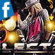 Electro Nights Facebook Timeline Cover - GraphicRiver Item for Sale