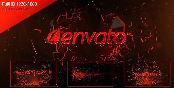 VideoHive Wellcome to hell 2564495