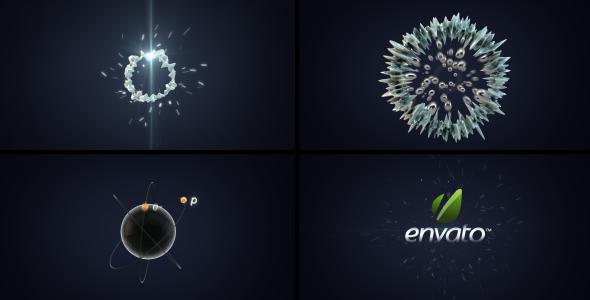 VideoHive Atom Explosion Logo 2578599