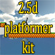 2.5d Platformer Kit - ActiveDen Item for Sale