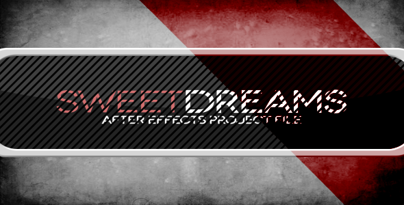 VideoHive Sweet Dreams 2582560