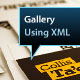 Modern gallery - XML - floating images - ActiveDen Item for Sale