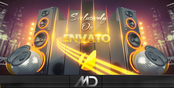 After Effects Project - VideoHive Play Club Party Promo 2584331