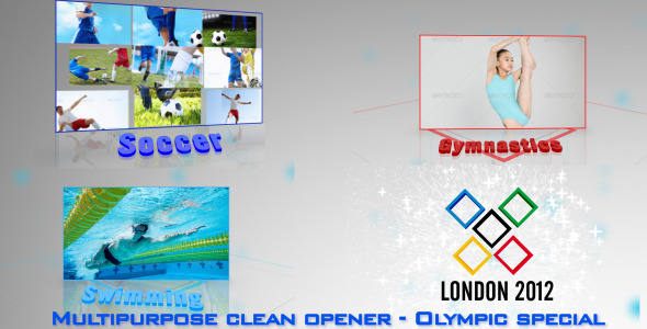 VideoHive Multi Video Sports Package Olympics Special 2574328