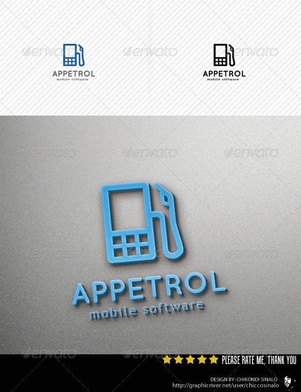 GraphicRiver Appetrol Logo Template 2549527