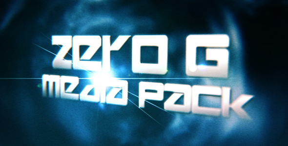 After Effects Project - VideoHive Zero G Media Pack 94111
