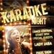 Karaoke Night Party Flyer Template - GraphicRiver Item for Sale