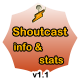 Shoutcast Info & Stats - CodeCanyon Item for Sale