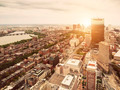 Boston View at Sunset - PhotoDune Item for Sale