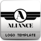 Roof Top Logo Template - 64