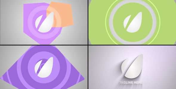 After Effects Project - VideoHive Stylo Colorful Logo Reveal 2597596