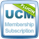 UCM Plugin: Club Membership Subscription Manager - CodeCanyon Item for Sale