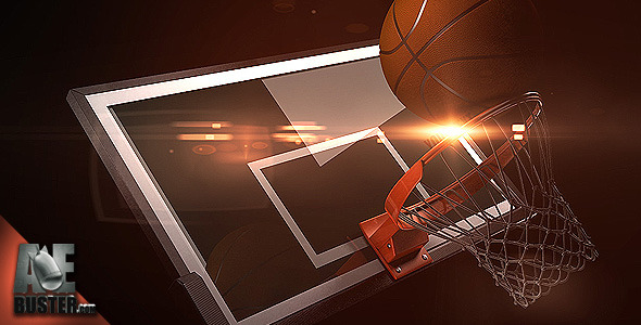 VideoHive Basket Ball NBA Pro Package 2598838