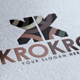 Krokro Logo - GraphicRiver Item for Sale