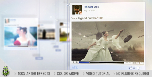 After Effects Project - VideoHive Timeline Story 2601481