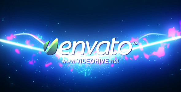 VideoHive Light Stroke Logo Intro 2597889