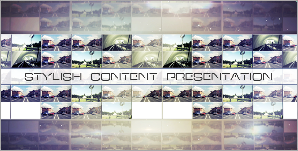 After Effects Project - VideoHive Stylish Content Presentation 2612410