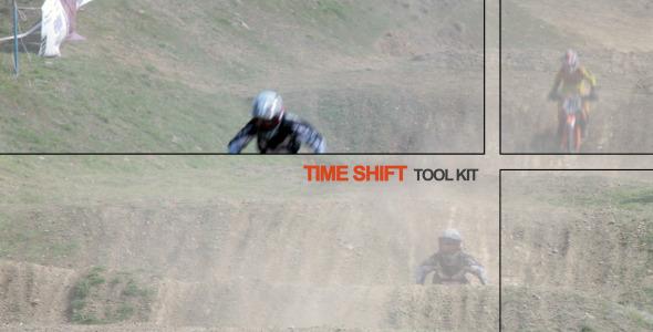VideoHive Time Shift Tool Kit 2615188