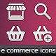 E commerce icons - GraphicRiver Item for Sale