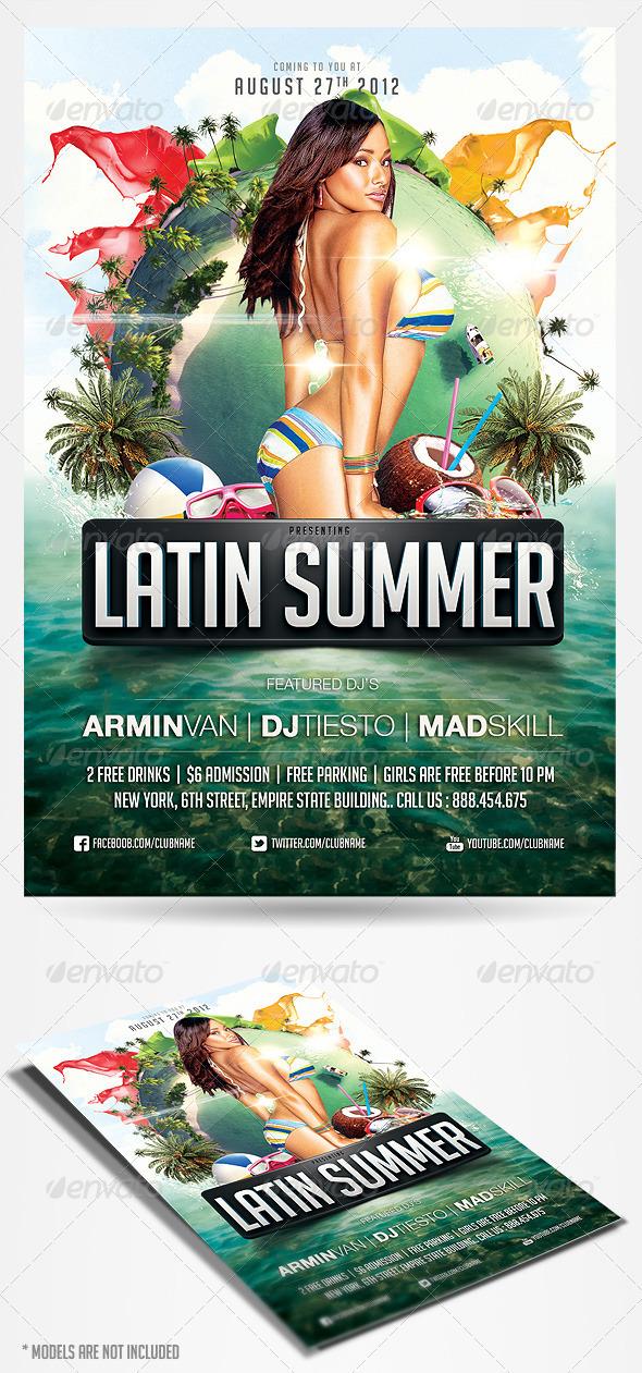 Summer In Latin 118