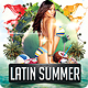 Latin Summer Party Flyer - GraphicRiver Item for Sale