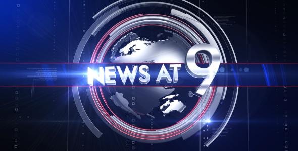 VideoHive Prime Time News Opener 2621799