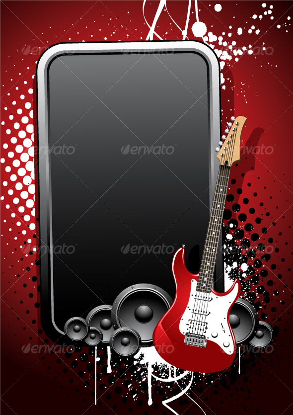 GraphicRiver grunge background 95146