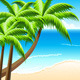 Tropical Background - GraphicRiver Item for Sale