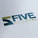 Five Channel Logo - GraphicRiver Item for Sale