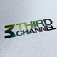 Third Channel Logo - GraphicRiver Item for Sale