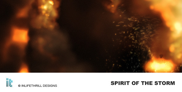 VideoHive Spirit Of The Storm 2627231