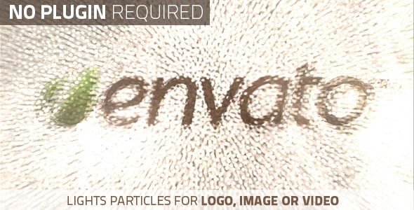 VideoHive Particle Reveal No Plugin 2627623