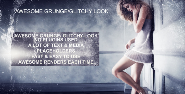 After Effects Project - VideoHive Urban Explorer 3 Grunge Animations 262309 ...