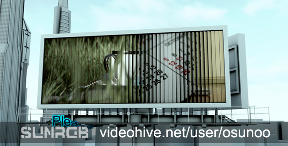 After Effects Project - VideoHive City Outdoor Advertising Billboard 263039 ...
