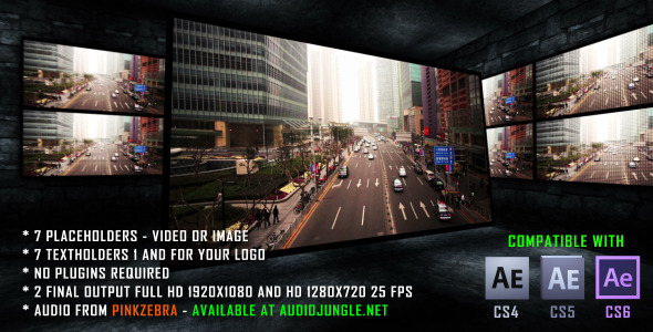VideoHive The Dark Room 2630592