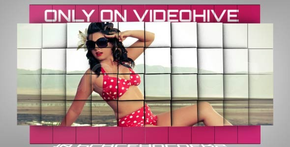 After Effects Project - VideoHive Stylish Video Display 2631867