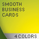 Smooth Business Card - GraphicRiver Item for Sale
