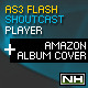 AS3 Shoutcast with AlbumCover - ActiveDen Item for Sale