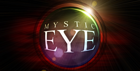 After Effects Project - VideoHive Mystic eye 95538