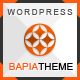 Bapia - Responsive Business WordPress Theme - ThemeForest Item for Sale
