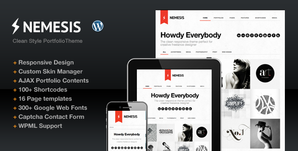30 Free and Premium WordPress Themes for June 2012