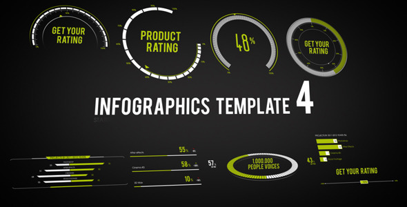 VideoHive Infographics Template 4 2635009