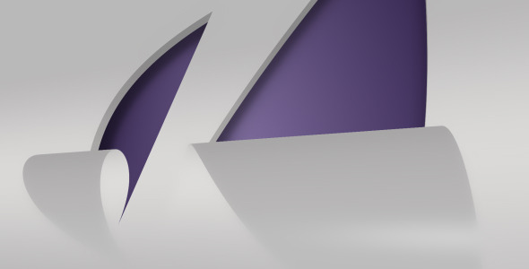 After Effects Project - VideoHive Peel It Logo Reveal 2641987