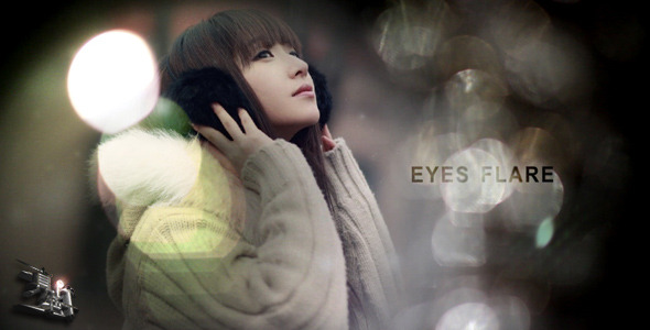 VideoHive Eyes Flare 2641576