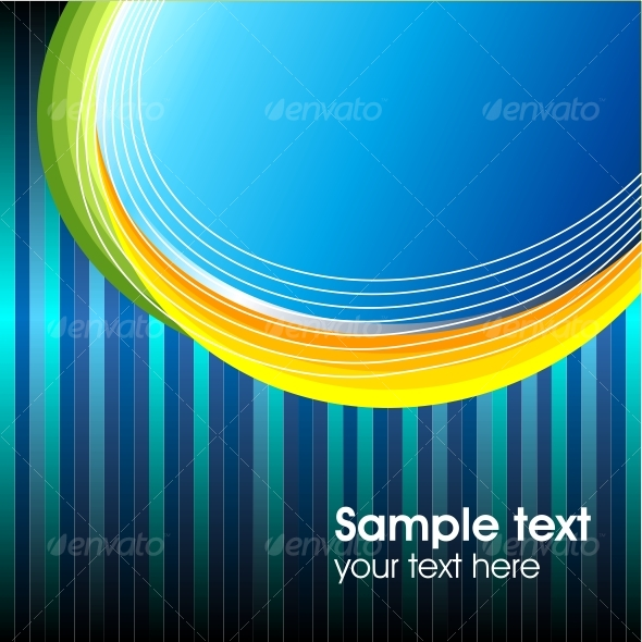 GraphicRiver Business abstract background 95890