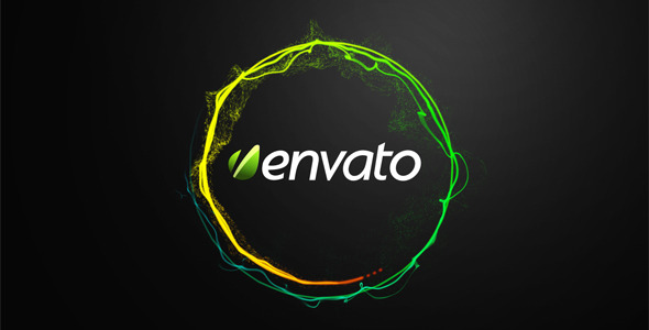 After Effects Project - VideoHive Shiny Circle Logo Reveal 294611