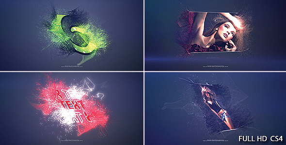 VideoHive Disperser 2641645