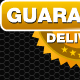 Guaranteed Delivery Seal - ActiveDen Item for Sale