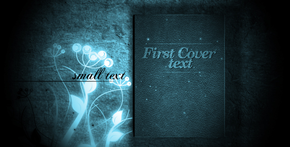 After Effects Project - VideoHive VideoBook V2 95956